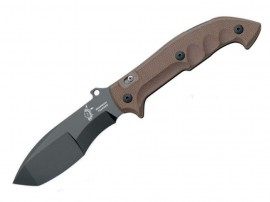Fox Tracker folding Meskwaki G10
