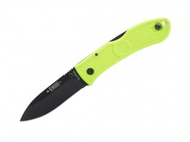 Ka-Bar Dozier Folding Hunter Zombie Green