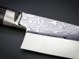 Kai Shun Pro Sho Deba japán konyhakés 16.5 cm