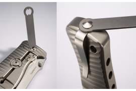 LionSteel SR2 Titanium Bronze