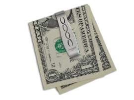 LionSteel Titanium pénzcsipesz