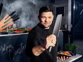 Kai Tim Mälzer Kamagata szakácskés