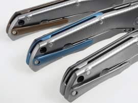 LionSteel T.R.E. Titanium Blue