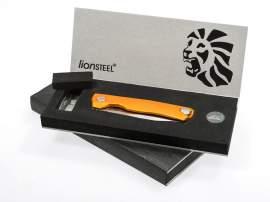 LionSteel ROK Aluminum Orange
