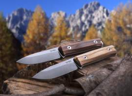 LionSteel B40 Santos Wood