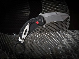 Extrema Ratio Nightmare StoneWashed karambit