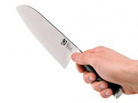 Kai Shun Classic Wide Santoku kés