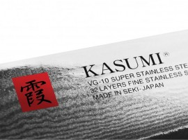 Kasumi Damascus japán szeletelőkés 24cm