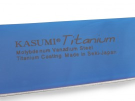 Kasumi Titanium japán konyhakés 12cm