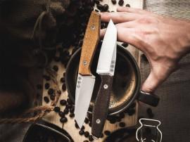 Böker Daily Knives AK1 Reverse Tanto Bison