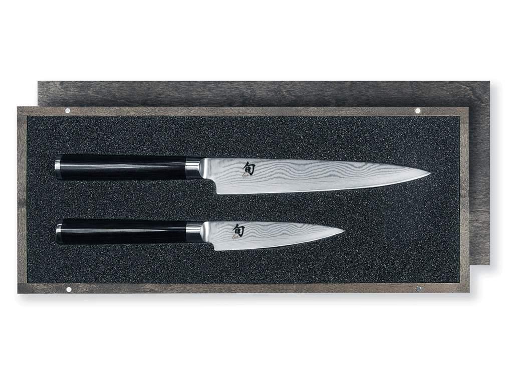 Kai Shun Classic általános konyhakés és hámozó kés készlet
